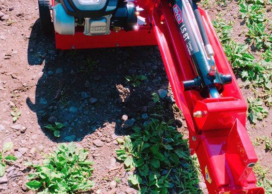 薪割り機デモ機‼️